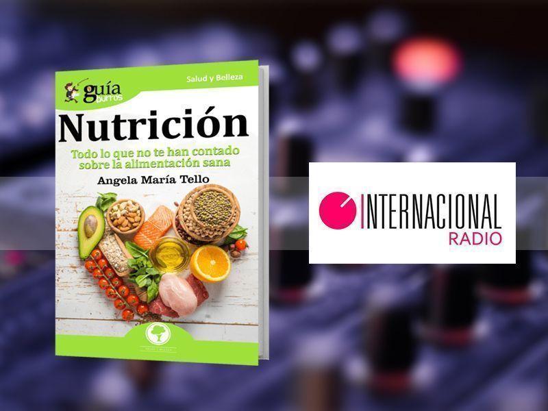 Ángela Tello visita 'Bienvenido Mr. M' para hablar de su libro sobre nutrición