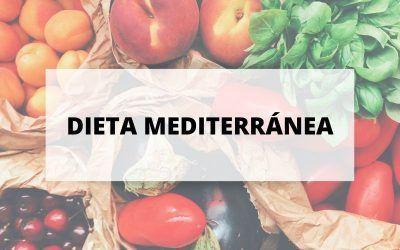 La dieta mediterránea como modelo a seguir