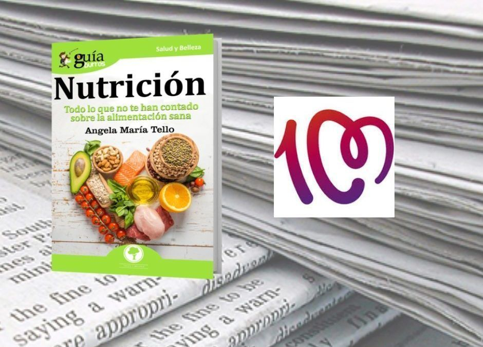 El «GuíaBurros: Nutrición», de Ángela Tello, en Cadena 100