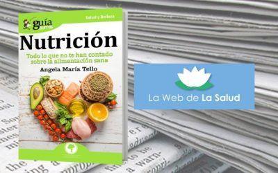 El 'GuíaBurros: Nutrición' en el medio especializado de 'La Web de la Salud'