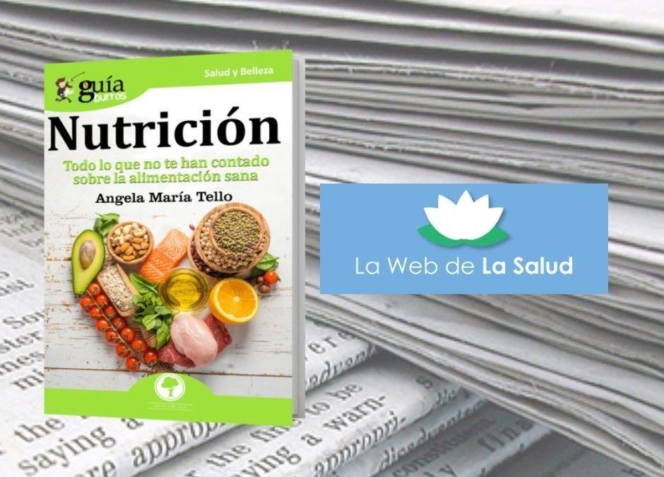 La Web de la Salud ha reseñado este libro sobre nutrición