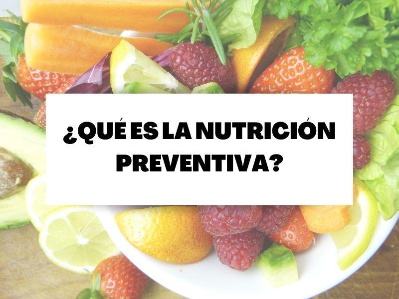Nutrición preventiva: refuerza tu sistema inmune y potencia tu belleza natural