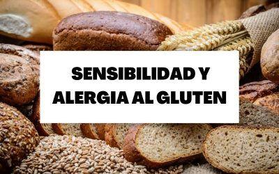 Descubre todo sobre la alergia y la sensibilidad al gluten